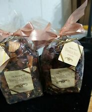 Lot of 2 Vanilla Spice Dry Potpourri in 5 oz. Bags Aromatics (Free Shipping)
