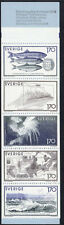 Sweden 1303a Booklet MNH Sea Research, Map, Herring, Ship