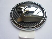 HSV GEN-F F2 VF CLUBSPORT R8 GTS BONNET OR BOOT LID CHROME BADGE GENUINE HSV NEW