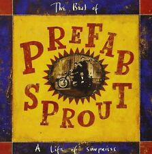 PREFAB SPROUT A LIFE OF SURPRISES: THE BEST OF (GREATEST HITS) CD ALBUM (1992)