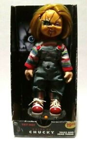 Gemmy Bride Of Chucky Motion Activated Animated Doll Figure 2007 Halloween