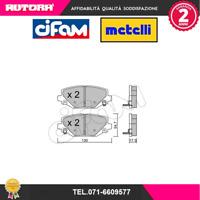 8229470-G Kit pastiglie freno a disco post Chrysler-Fiat-Lancia-Vw (CIFAM)