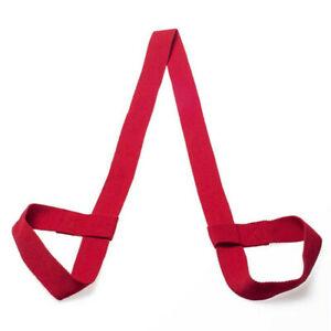 Universal Ajustable Carrier Shoulder Carry Strap Durable Belt for Yoga Mat New
