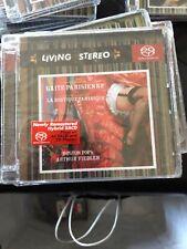 RCA LIVING STEREO SACD Hybrid OFFENBACH GAITE PARISIENNE ARTHUR FIEDLER New