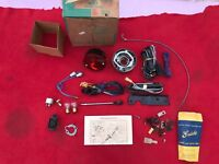 NOS 60 61 62 CHEVY GMC STEPSIDE TAILLIGHT TURN SIGNAL KIT PICKUP TRUCK 988239 GM