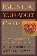 PARENTING YOUR ADULT CHILD by Dr Gary Chapman FREE USA SHIPPING grown up