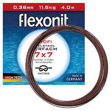 Flexonit Meterware 7x7 - 0,27mm / 6,8kg / 4 m