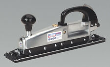 Genuine SEALEY SA32 | Air Long Bed Sander 400 x 70mm Twin Piston In-line
