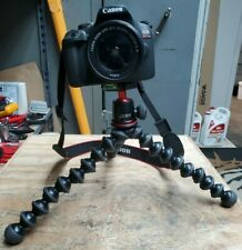 Canon EOS Rebel T7 24.1MP Digital SLR Camera with EF-S 18-55 IS II Lens 1 Bat