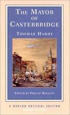 The Mayor of Casterbridge [Second Edition] [Norton Critical Editions]
