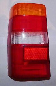 FIAT FIORINO/ PLASTICA FANALE POSTERIORE SX/ REAR LIGHT LEFT LENS