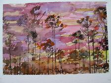 "Original Watercolor/ UNTITLED / 9""x12""/ Mimi Davis, Artist"