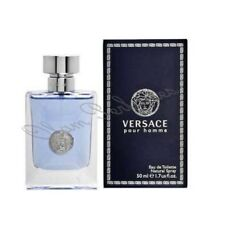 Versace Pour Homme Eau de Toilette Spray 1.7oz 50ml * New in Box Sealed *