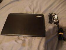 Toshiba Satellite C55D-B5214 15.6in. (1TB, 2GHz, 4GB) Notebook/Laptop - Black…