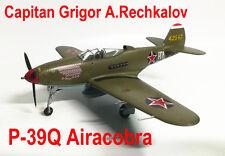 Easy Model 1/72 Soviet P-39Q-15 Airacobra Capitan Grigor A.Rechkalov #36322
