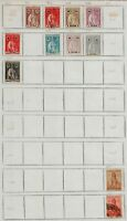 Portuguese Guinea 1881/ untidy range of ad-hoc issues to include ranges  Stamps
