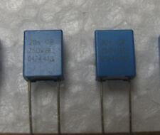 .02uF 250V 2% precision  BC Components MKP 418 polypropylene capacitors  10 pcs