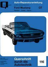 Reparaturanleitung Ford Mustang GT 64-67 DEUTSCH! 2 Bände