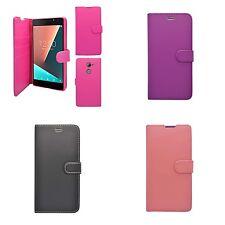 Funda Para Vodafone Smart N8 Cartera Funda en Varios Colores