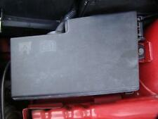 MAZDA 3 FUSE BOX IN ENGINE BAY, BK,  2.0LTR PETROL MANUAL 01/04-03/09