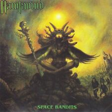 HAWKWIND - SPACE BANDITS (EXPANDED+REMASTERED)  CD NEU
