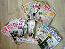 Zuhause Wohnen + Living & More + Wohnidee 17 Hefte