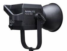 Nanlite Forza 500 LED Light mit Tasche, Studio Leuchte, 5600K, daylight