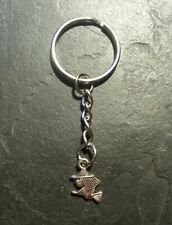 Witch Halloween Cute Fun Charm Keychain  Pendant Charm Collectible Gift Present