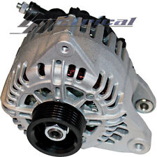 100% NEW ALTERNATOR FOR KIA HYUNDAI GENERATOR V6,2.7 110 Amp *ONE YEAR WARRANTY*