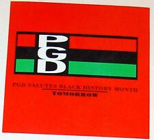 PGD~ BLACK HISTORY Month ~P.M. DAWN ~ Barry White ~ Boyz II Men + ~PROMO CD 1992
