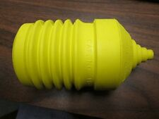 Cooper / Crouse Hinds Weather-Protective Plug Boot AHBL1 Yellow Neoprene