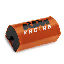 NEW KTM RACING ORANGE FATBAR HANDLEBAR BAR PAD SX SMR SXS07250800