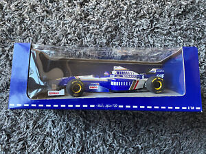 Minichamps Jacques Villeneuve Williams Renault 1996 Scale 1/18 Paul's Model Art