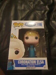 Coronation Elsa Funko Pop Vinyl Frozen 118