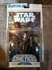 Hasbro Star Wars Comic Packs Legacy 2 Cade Skywalker Darth Talon New In Package