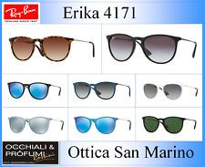 OCCHIALI DA SOLE RAY BAN MODELLO: ERIKA 4171. --COLORI DIVERSI, AGGIORNATO 2020