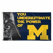 Michigan Wolverines NCAA Banners