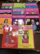 Lot of 11 DEAR DUMB DIARY Series Jim Benton VGC Free Shipping Used Scholastic