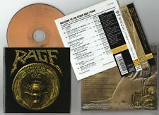 RAGE - Welcome to the Other Side - 2001 JAPAN OBI + B/T ** MIND ODYSSEY