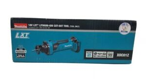 Brand NEW Makita 18v Lithium- Ion Cut Out Tool Router LXT X0C01Z