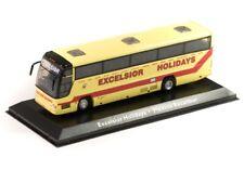 Classic Coaches Bus Atlas 1/72 Plaxton Excalibur Excelsior Holidays Ref. 111