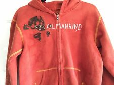 The Great China Wall x 7 Seven For All Mankind Jeans Hoodie kids SZ 14