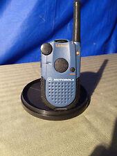 MOTOROLA TALKABOUT 2-WAY RADIO