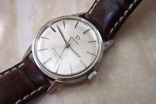Reloj de PULSERA un OMEGA SEAMASTER 600 Manual De Viento c.1964 (necesita servicio de cronometraje)
