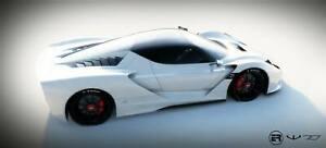 Supercar Projekt, Kitcar, Ferrari, Lamborghini, Maserati, Porsche