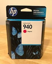 Genuine NEW HP 940 Magenta Ink C4904AN Cartridge for Officejet Pro 8000 8500(A)
