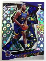2019-20 Panini Revolution Groove Eric Paschall Rookie RC #138, Warriors, Insert