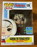 Melissa Joan Hart Signed Sabrina the Teenage Witch 19 Funko Pop - JSA NN81870