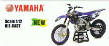 Yamaha YZF 450 Team Cooper Webb 2017 Newray moto modelo 1 12 Art.57893