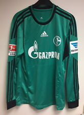 FC Schalke 04 S04 Spielertrikot Formotion Bundesliga - Chinedu Obasi 20 - Gr. 7